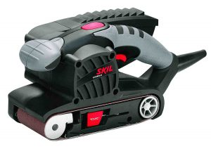 Skil 1215AC Belt Sander Review